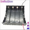 18650四节并联带线电池座 2