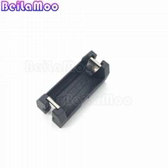 14250,1/2AA  PCB插針電池座
