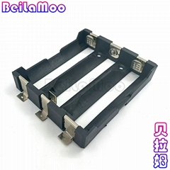 21700*3 Cell SMT Battery Holder  (Hot Product - 1*)