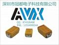 东莞AVX钽电容一级代理公司