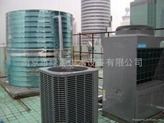 美的 5P直热式空气能热水器