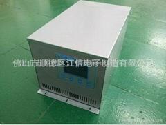 液晶顯示版30KW電磁加熱控制器