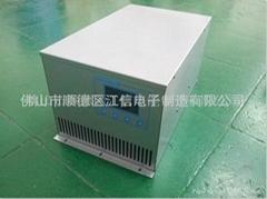 液晶顯示版40KW電磁加熱控制器