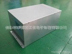 液晶显示版50KW电磁加热控制器