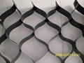 蜂巢护坡约束材料