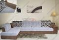 现代休闲布艺沙发