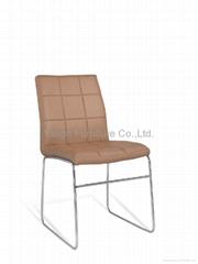 现代休闲餐椅