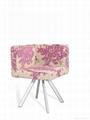 現代休閑餐椅 2