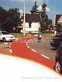 彩色冷鋪路面材料 4