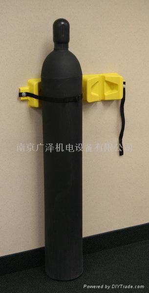 氣瓶固定板  3
