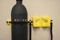 氣瓶固定板  4