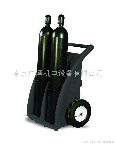氣瓶推車  1