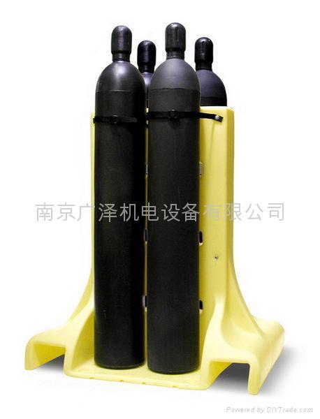 氣瓶固定架  2