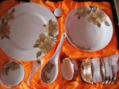 骨質瓷餐具茶具