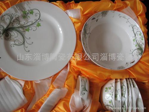 骨質瓷餐具茶具 2