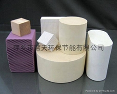 蜂窩陶瓷載體