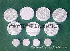 高鋁陶瓷過濾片
