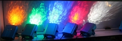 led laser water effect stage light 3W Ocean light