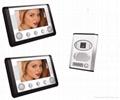 2in1 Sharp CCD Camera LCD Color Video Door Phone Intercom