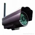 Waterproof Outdoor Wireless IP Wi-Fi Camera