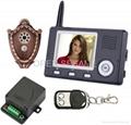 2.4GHz Digital wireless peephole viewer 1