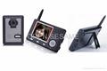 3.5 inch colour TFT LCD video door phone