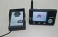 """3.5"""" wireless video door phone/color video door phone"""