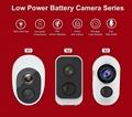 wireless smart wifi battery Camera