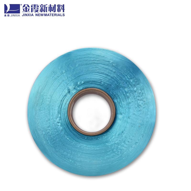 再生滌綸有色絲環保再生低彈色絲 2