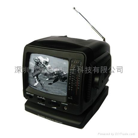 黑白TV 3