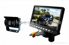 汽車專用彩色TFT液晶車載后視監視器