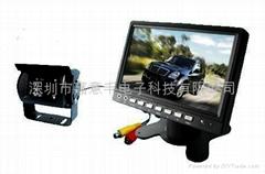 汽车专用彩色TFT液晶车载后视监视器
