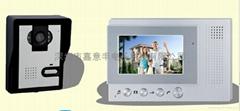 4.3´´ Video Door Phone