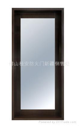 鋼質隔熱防火門 2