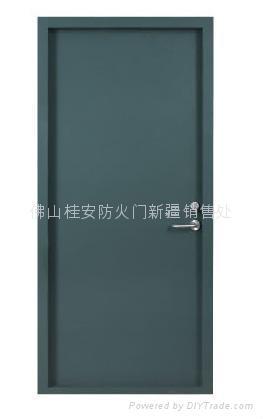 鋼質隔熱防火門 3