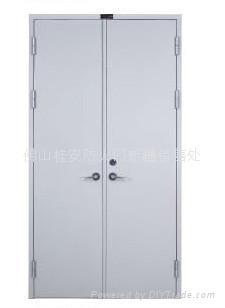 鋼質隔熱防火門 5