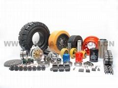 林德叉车配件,滤芯,马达,发电机,链条