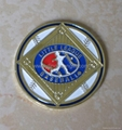 Challage coin