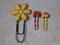 Paper clip/bookmark