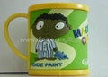 3D Cartoon mugs, promotion gift mugs