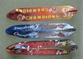 Medals ribbon, heat transfer print lanyards 1