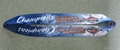 Medals ribbon, heat transfer print lanyards 2