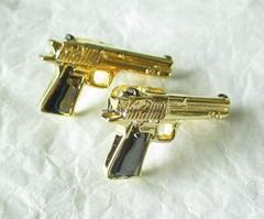 Gun  tie bar