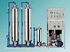purified water producing machine