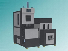 bottle blowing mould machine
