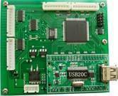 多通道USB2.0數據採集板