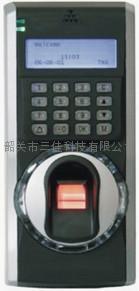 韶關指紋考勤機 1