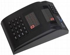 韶关韶远智能 TM-658C饭堂打卡消费机