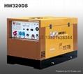 电王HW320DS柴油发电电焊机 5