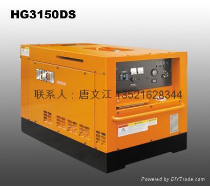 柴油静音发电机 1